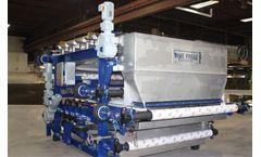 Blue Press - Small Sludge Quantity Plant