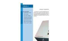 VMUS-4 Ozone Generators Brochure