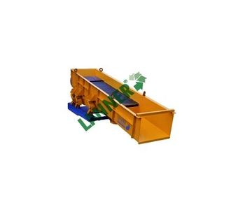 Lanner - Vibratory Screener