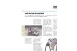 Vee Cone Blenders Brochure