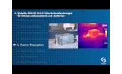 SOLARWATT MyReserve safety tests Video