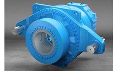 Eicogear - Model 2,5 - Wind Gearboxes