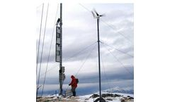 Wind Turbines for Meteorological Support & Sensors