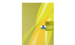 Asset Management - Brochure (PDF 351 KB)