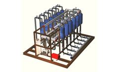 WDS-Water - Model WDS-Membrane - Water Desgasification System