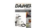Daimer - Model Super Max 6000 - Pressure Washers - Brochure