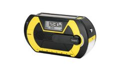 Model WR202 - Digital Handheld Emergency Radio