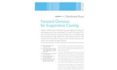Evaporative Cooling Systems Datasheet