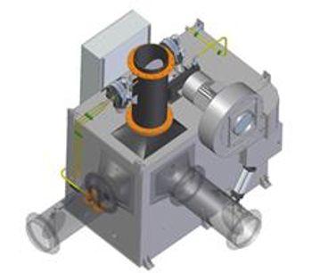 Atlas - Model 600 SL P - Medium Sized Incinerator for Burning Solid and Liquid Waste