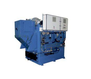 Atlas - Model 800 SL WS P - Medium/Large Incinerator for Burning Solid and Liquid Waste