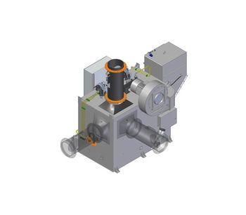 Atlas - Model 800 SL P - Medium/Large Incinerator for Burning Solid and Liquid Waste