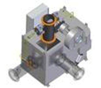 Atlas - Model 1200 SL P - Large Incinerator for Burning Solid and Liquid Waste