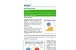 Carbon & Sustainability Reporting Software Brochure