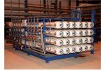 Reverse Osmosis and Nanofiltration System