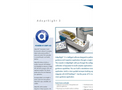 AdeptSight - Version 3 - Fully-Integrated Inspection Package Software Datasheet