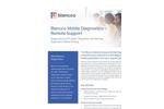 Blancco - Mobile Diagnostics for Remote Support Call Centers - Brochure