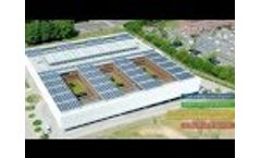 AGC Glass Building - a Nearly Zero Energy Building Video