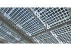 AGC - Model BIPV - Building Integrated Photovoltaic Glass