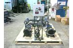 Water Pump Skid - Skid-Mounted Water Pump with Automated Control Box