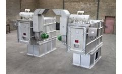 Luehr Filter - Model DFV - Insertable Dust Collector