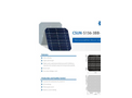 CSUN - Model S156-3BB-88 - Monocrystalline Silicon Solar Cell Brochure