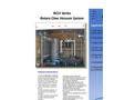 H2K RCLV Series Rotary Claw Vacuum System Brochure