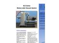 H2K RLV Series Rotary Lobe Vacuum System Brochure