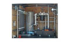 H2K - Model RCLV Series - Rotary Claw Vacuum System
