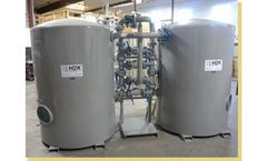 H2K - Model LC Series - Liquid Phase GAC Carbon Vessel