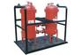 Cartridge filter and bag filter vessels