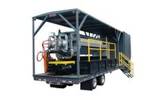 Odor control solutions for solid waste industry