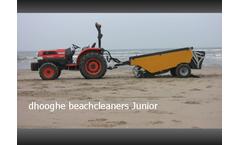 dhooghe - Model Junior - Beach Cleaners - Brochure