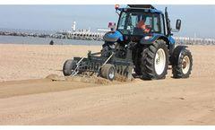 dhooghe - Model WDH - Beach Cleaners
