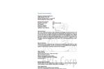 Hazard Communications Training Datasheet