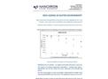 NZVI Ageing in Water Environment - Brochure