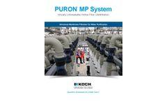 PURON - Model MP - Cartridge - Brochure