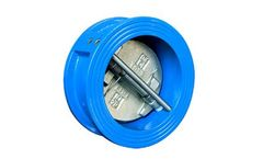 Model 4001 - Wafer Check Valve Dual Plate
