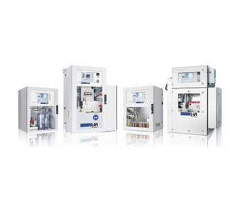 Water analyzers for Pure water and highly purified water - Water and Wastewater
