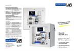LAR - Model Elox100 - COD Analyzer for Low Particle Density Water - Brochure