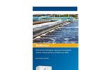 LAR - Model BioMonitor - BOD Analyzer for Controlling WWTPs - Brochure
