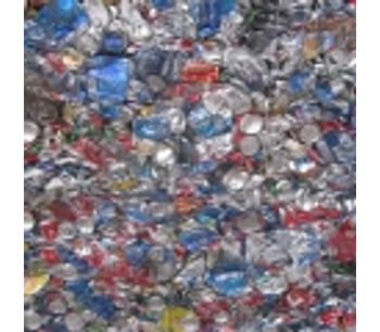 Recycling equipments for non-ferrous scrap metal shredding & recycling - Metal