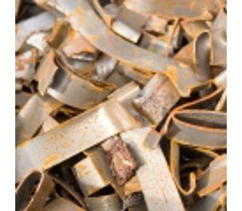 Recycling equipments for  ferrous scrap metal shredding & recycling - Metal