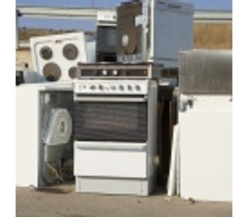 Recycling equipments for white goods - Manufacturing, Other