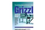 Saturn Grizzly Granulator Datasheet