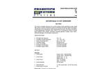 Saturn 72-72XT Shredder Datasheet