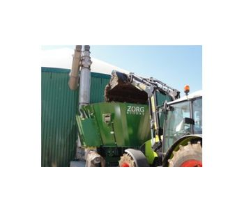 Biomass Screw Loader and Turbo Auger