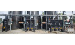 Chemical Storage and Dosing System