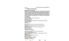 VOCGEN CHP Profile - Auto Mfg. - Michigan