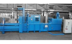 PACOMAT - Model I – III - Horizontal Channel Bale Press
