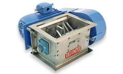 Delumper - Model LP - High Capacity, Low Friction Crusher